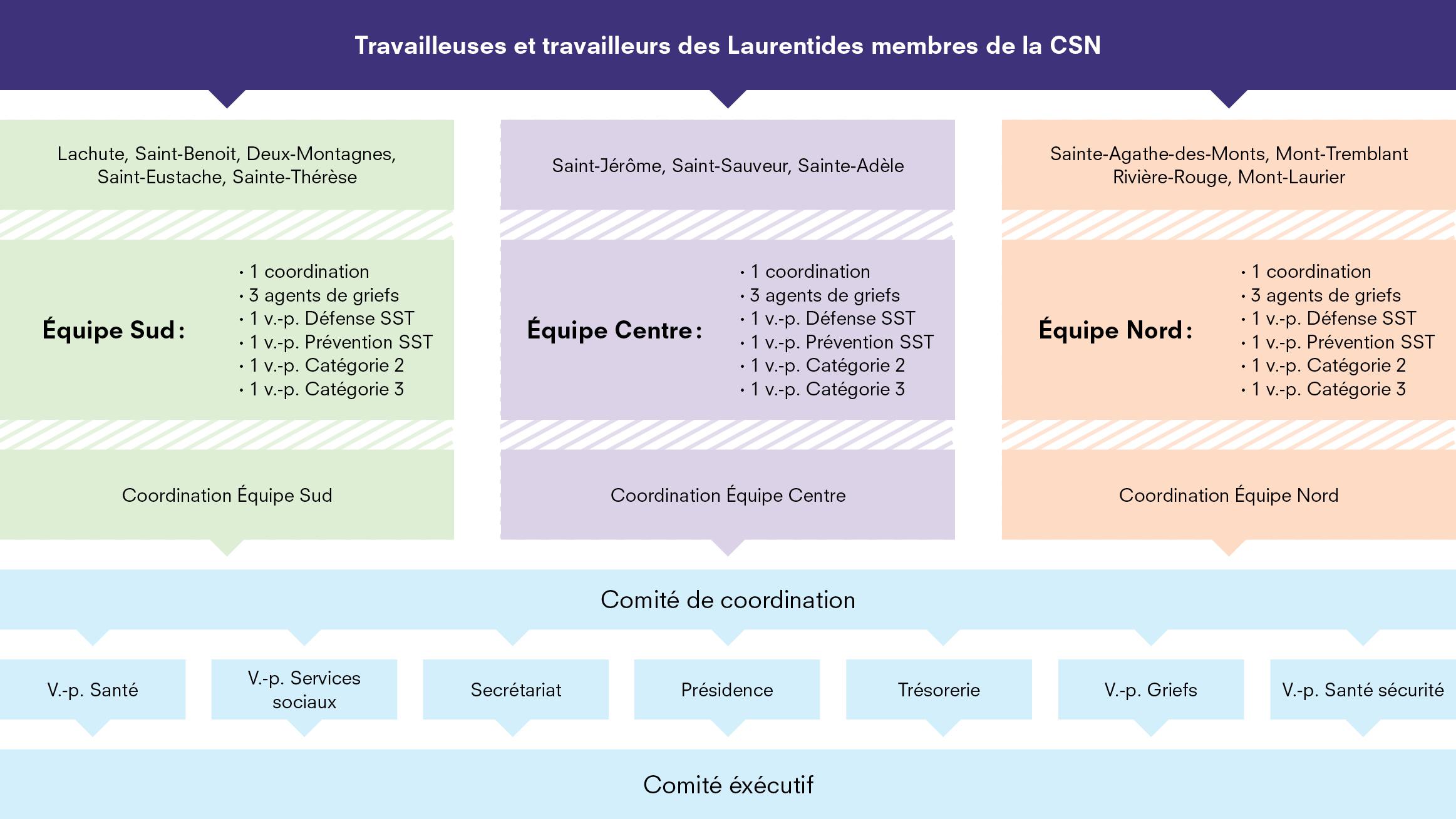 Syndicat des travailleuses et des travailleurs des Laurentides en santé et services sociaux - CSN
